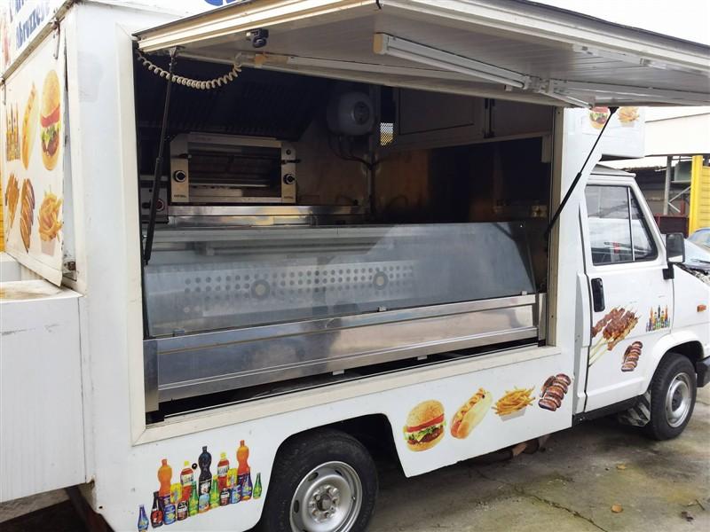 Ristocar con cucina mobile autodemolizioni di ma vi - Mobile di cucina ...