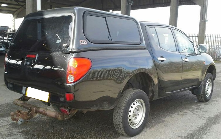 MITSUBHISI L 200 4 WORK DUBLE CAB 2477cc TURBO DIE