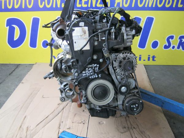 Motore FORD T7CE Semicompleto