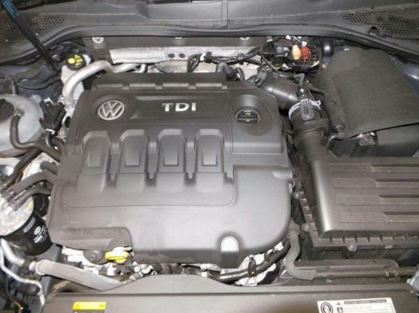 2014 VOLKSWAGEN GOLF BlueMotion TDI 1598cc CRKB