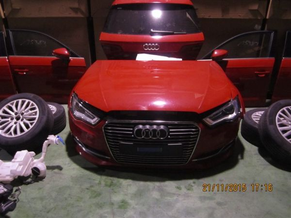 Frontale completo AUDI A3 2015
